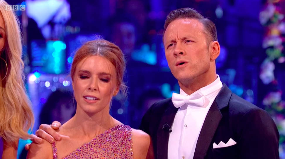 Strictly's Kevin Clifton loses his cool as Craig Revel Horwood accuses him of cheating