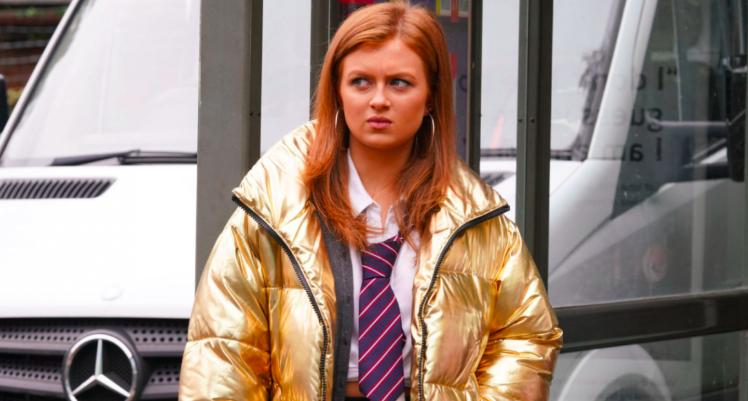 e7f9c305000f5 EastEnders Tiffany Butcher groomed by fellow female in horror plot ...