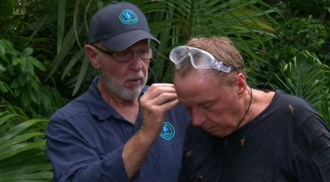 Fans delighted as I'm A Celebrity legend Medic Bob FINALLY makes an appearance