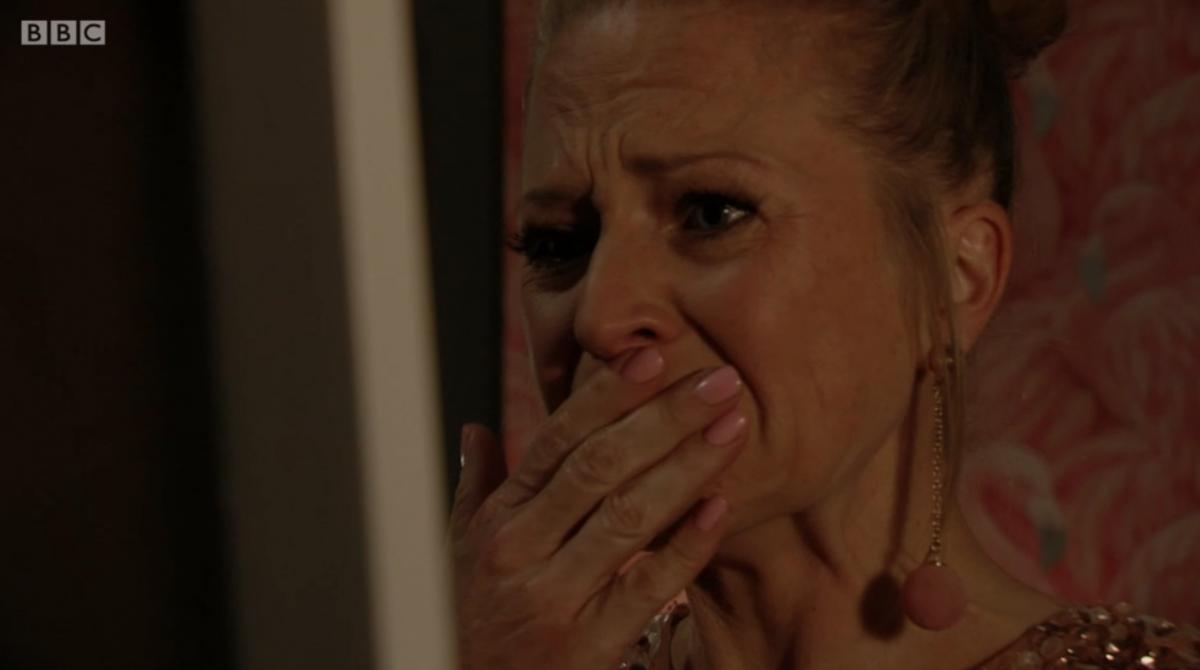 EastEnders fans sickened by 'disgusting' kiss between Linda and Stuart