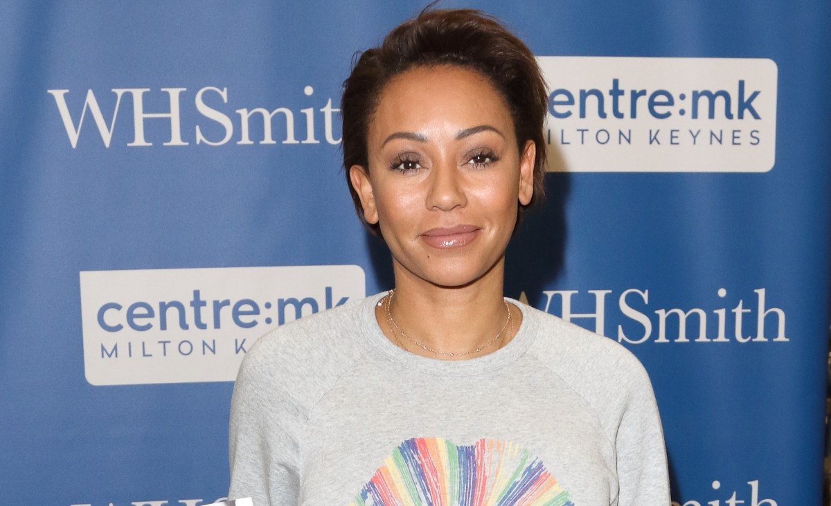 Mel B hospitalised with broken ribs and severed hand