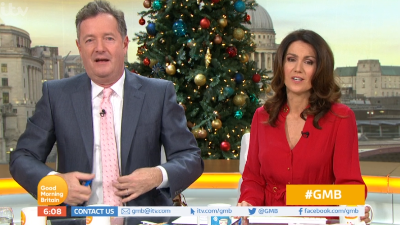 Susanna Reid says she lost a stone-and-a-half without hitting the gym