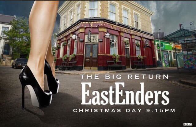 Christmas return for EastEnders legend revealed to be a hoax