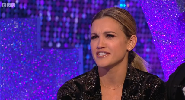 Strictly's Ashley Roberts says she mentally prepared herself to be in dance-off again