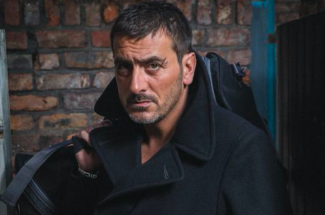 Coronation Street's Peter Barlow to drink himself to death?