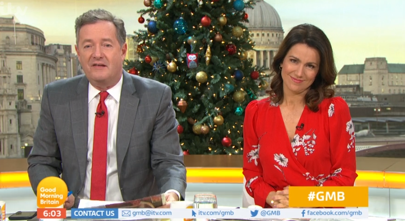 Piers Morgan admits he 'can't wait to get fired' from GMB