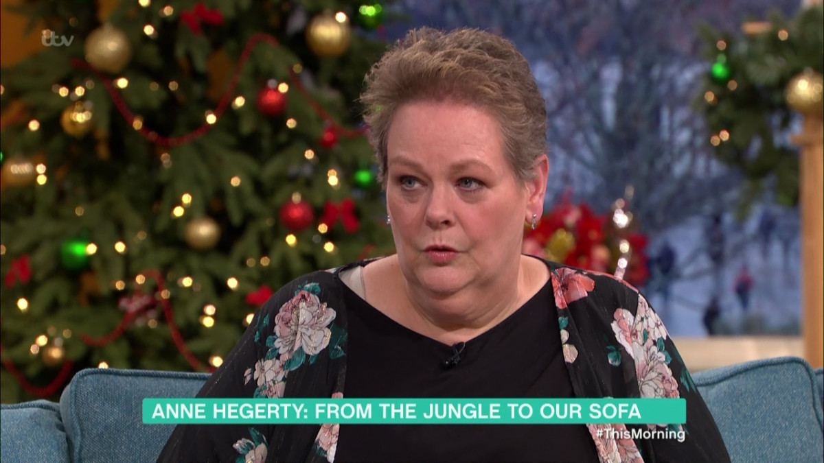Anne Hegerty meets young autistic superfan after letter goes viral