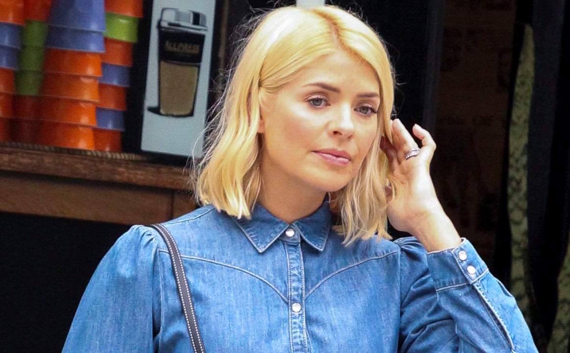 Holly Willoughby parties with her This Morning replacement Rochelle Humes on cosy night out