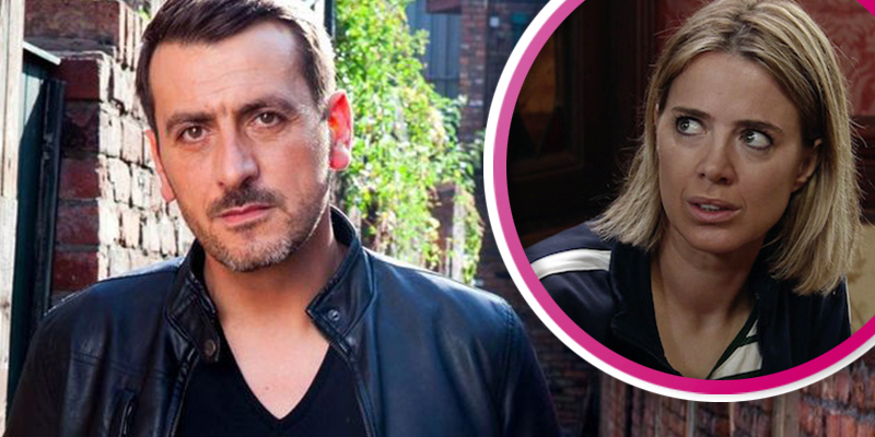 Coronation Street: Peter Barlow to get it on with Abi Franklin?