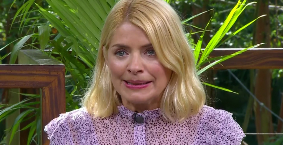 Holly Willoughby's innocent family pic sparks parenting debate