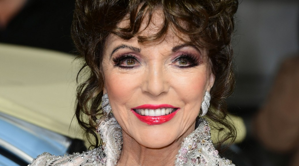 Joan Collins reveals why she turned down Strictly