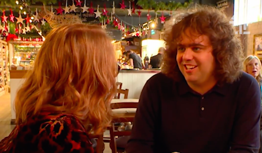 Favourite couple from The Undateables announce their engagement