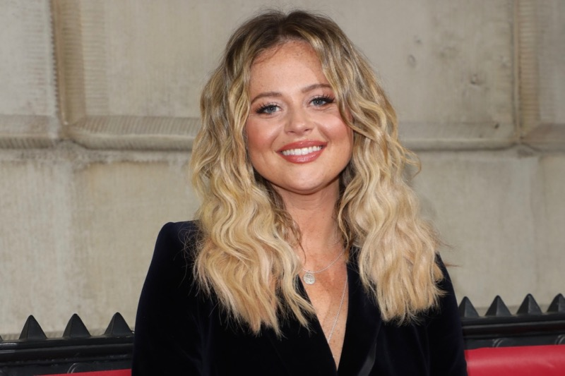 Emily Atack Tipped For Celebrity Juice After Fearne Cotton Quits