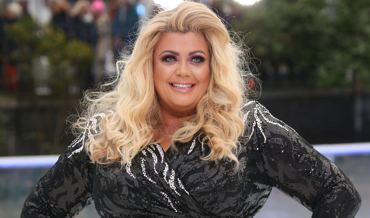 Gemma Collins Nude Photos 52