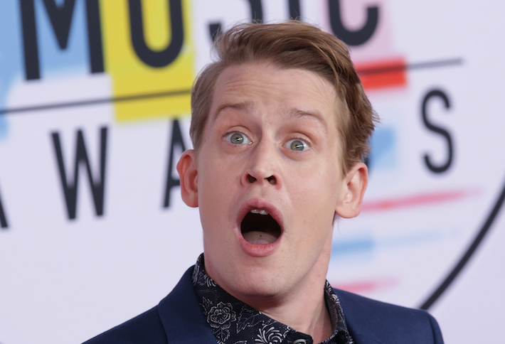 Macaulay Culkin Is Changing Name Next Year After Fan Poll