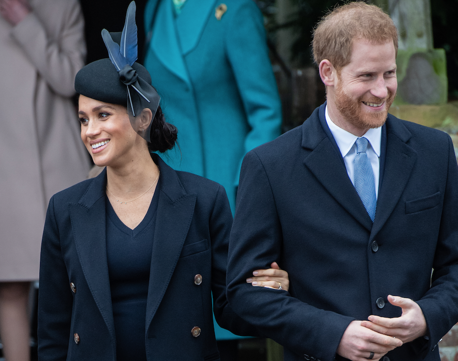 Meghan Markle's Half-Sister is on a Scotland Yard Watch List
