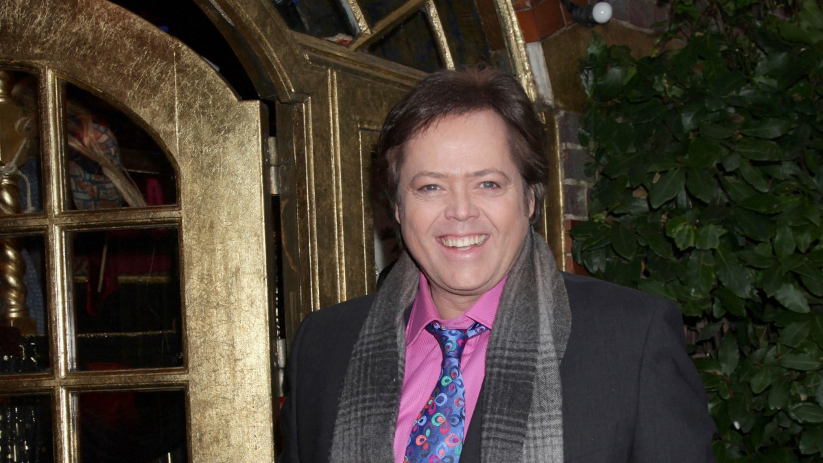 Jimmy Osmond suffers a stroke after panto performance
