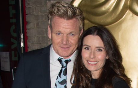 Chef Gordon Ramsay says he's going to be a new dad, again