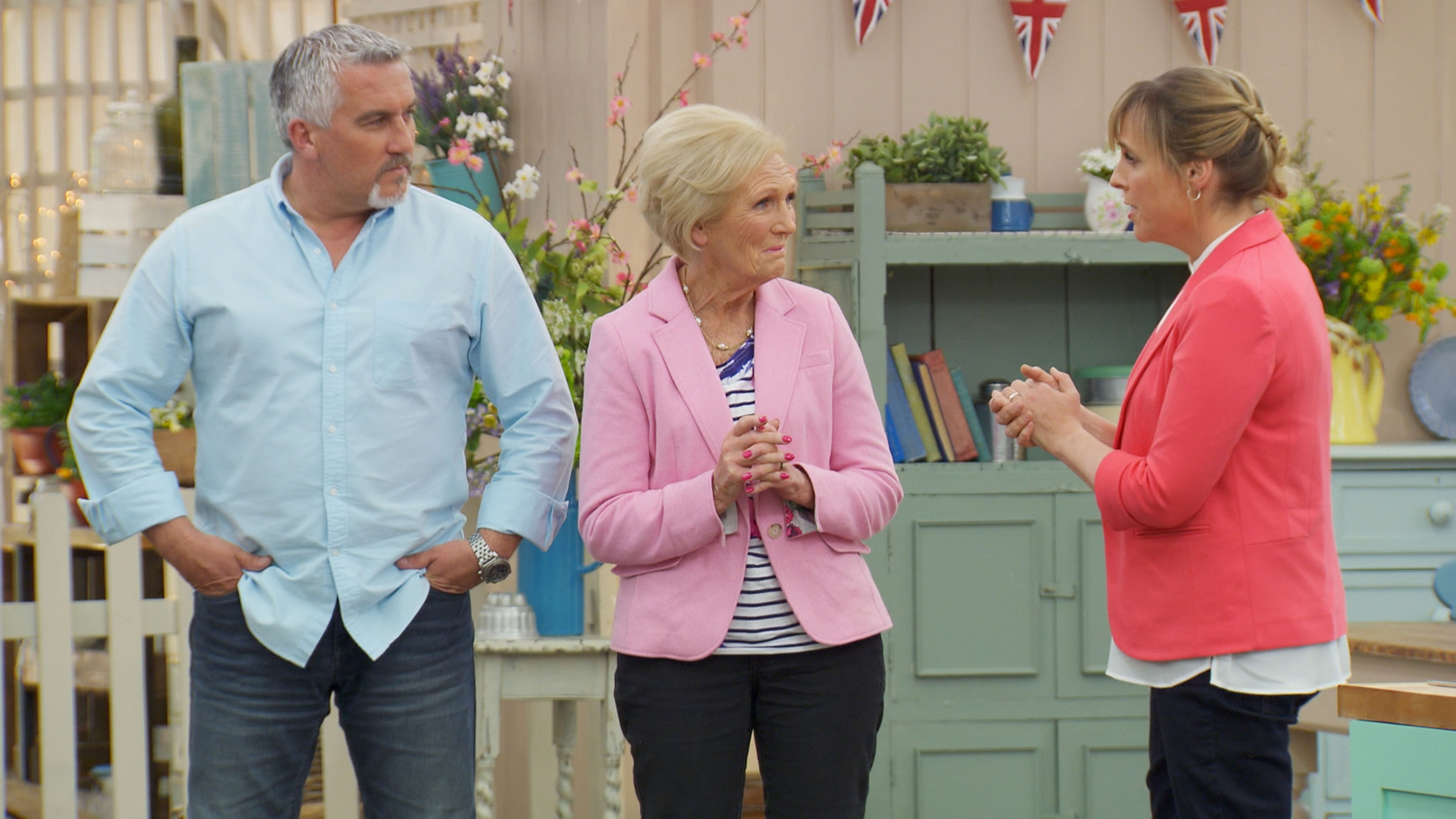 GBBO: Mary Berry got NAUGHTY in sexual innuendo filled episode