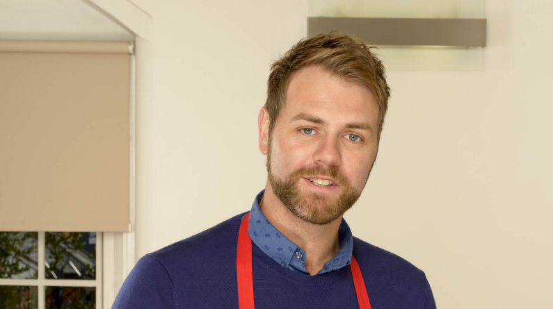 Brian McFadden on ex-wife Vogue's pregnancy