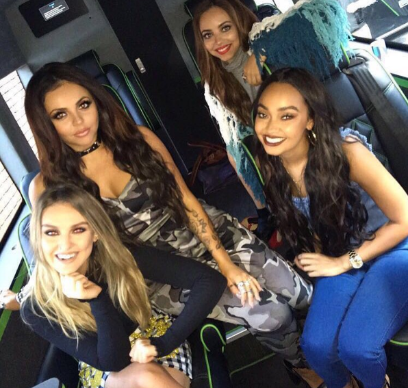 Social media is freaking out at Little Mix star's new hairdo!