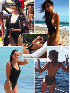 Check out the sexy swimsuit celebs love and costs just $45