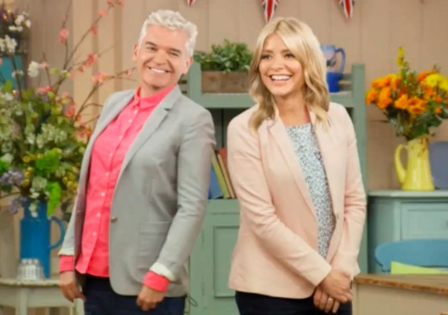 Holly and Phil trolled after This Morning prank backfires