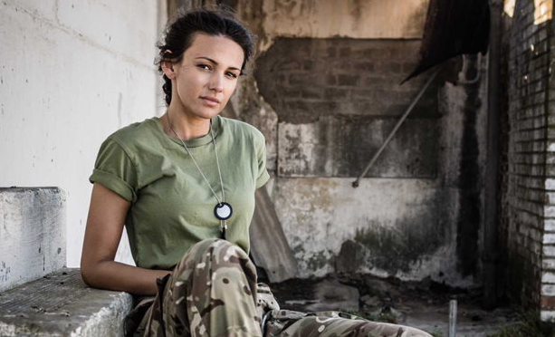Michelle Keegan shares exciting pics from new series of Our Girl
