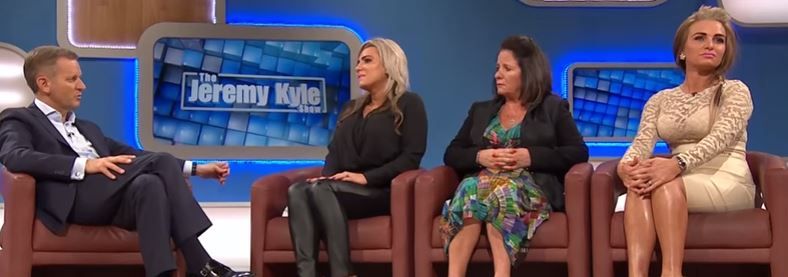 """I didn't poo in the fridge!"" Jeremy Kyle conducts show's dirtiest EVER lie detector test"