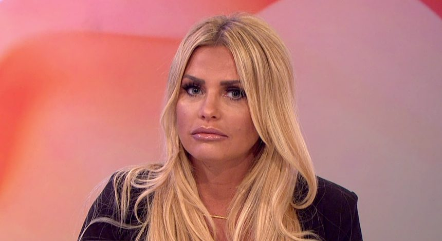 Katie Price has puzzled fans with latest picture of her daughter