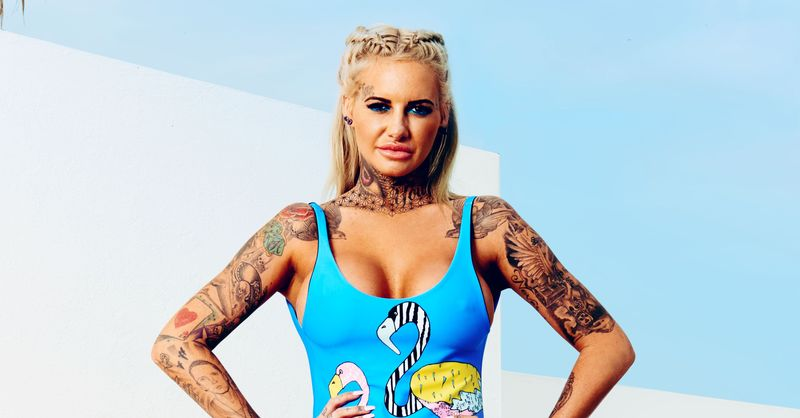 """Pregnant Jemma Lucy hits back at trolls over """"non-stop abuse"""""""