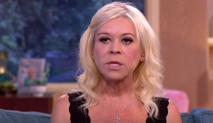 """Tina Malone: """"They say I have anorexia"""""""