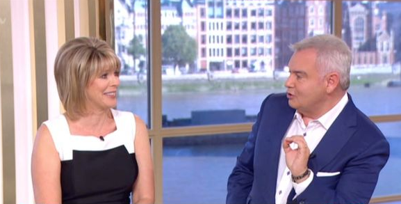 Eamonn Holmes SHOCKS wife Ruth Langsford with cheating admission
