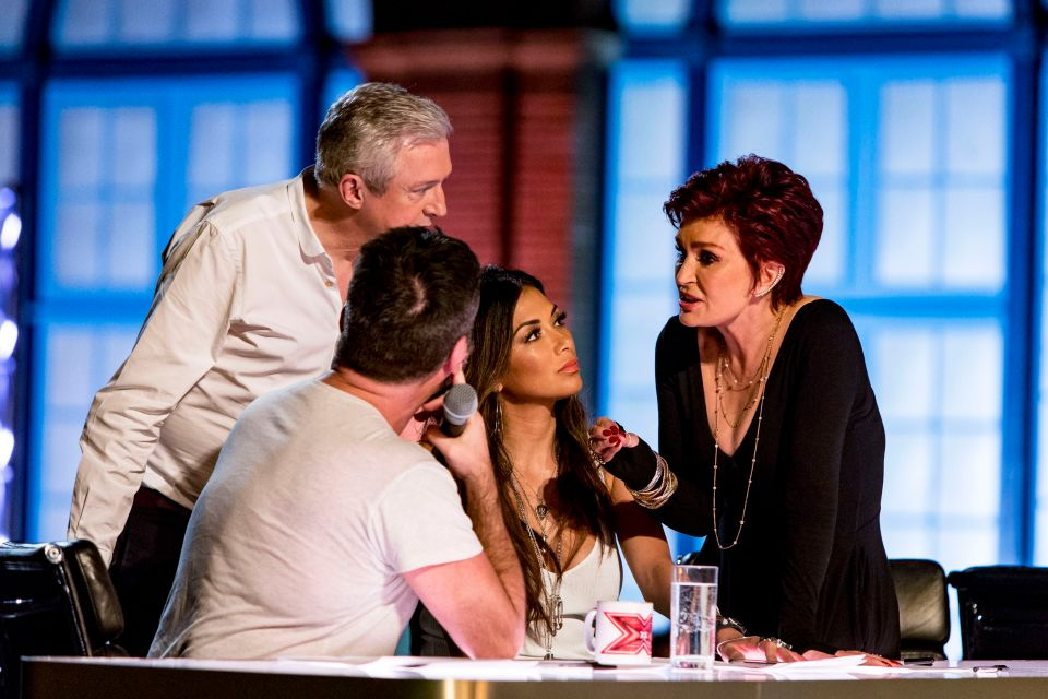 Could Louis Walsh be booted off the X Factor for a younger judge?