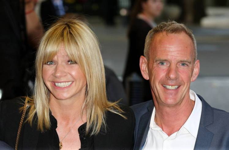 Zoe Ball and ex Fatboy Slim 'growing closer' three months after her lover's tragic death