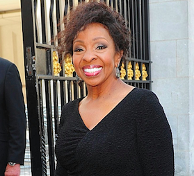 Gladys Knight at war with son