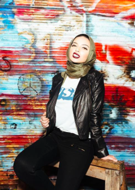 Muslim journalist poses for Playboy wearing a hijab