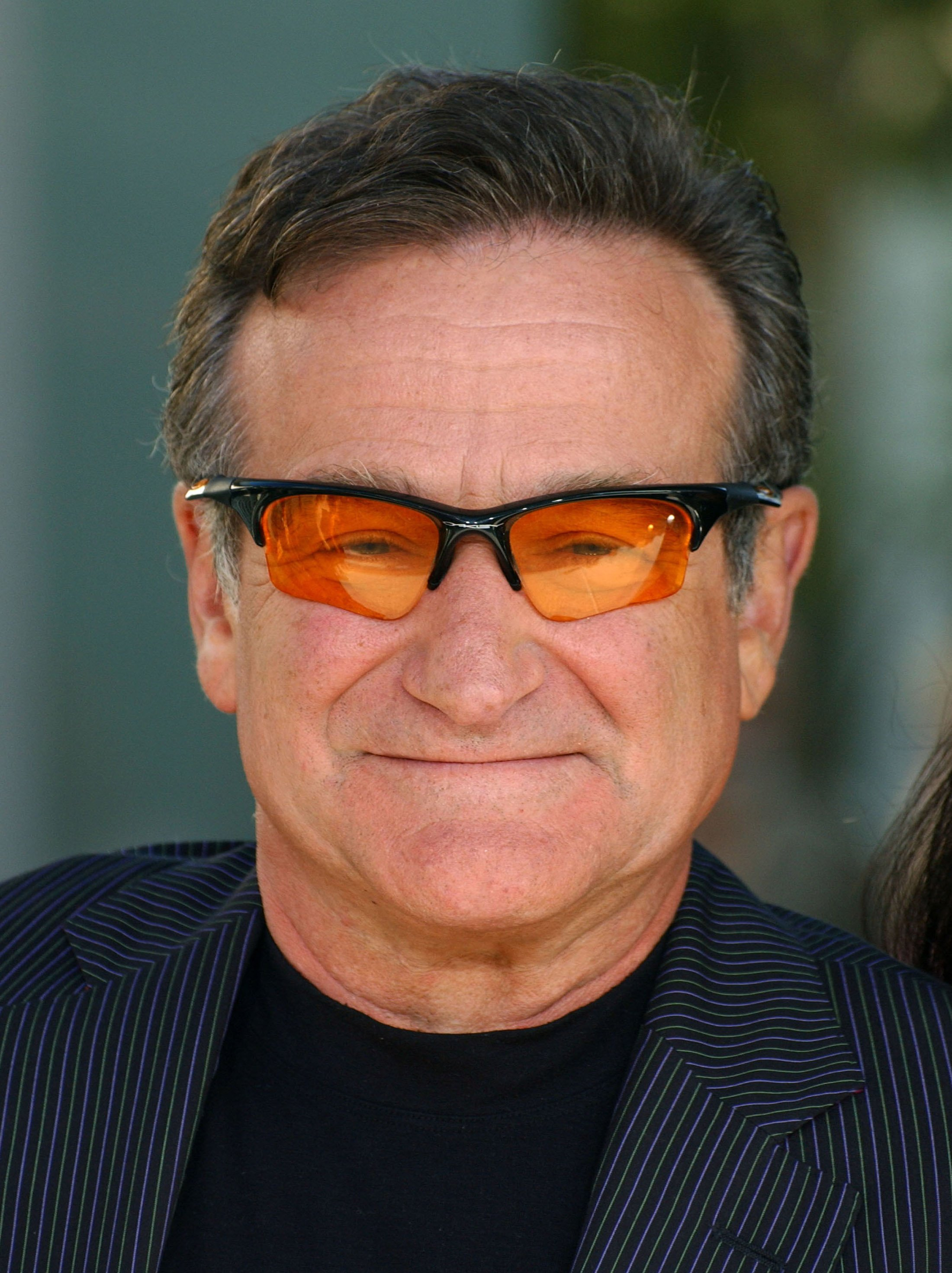 robin williams was losing his mind and was aware of it