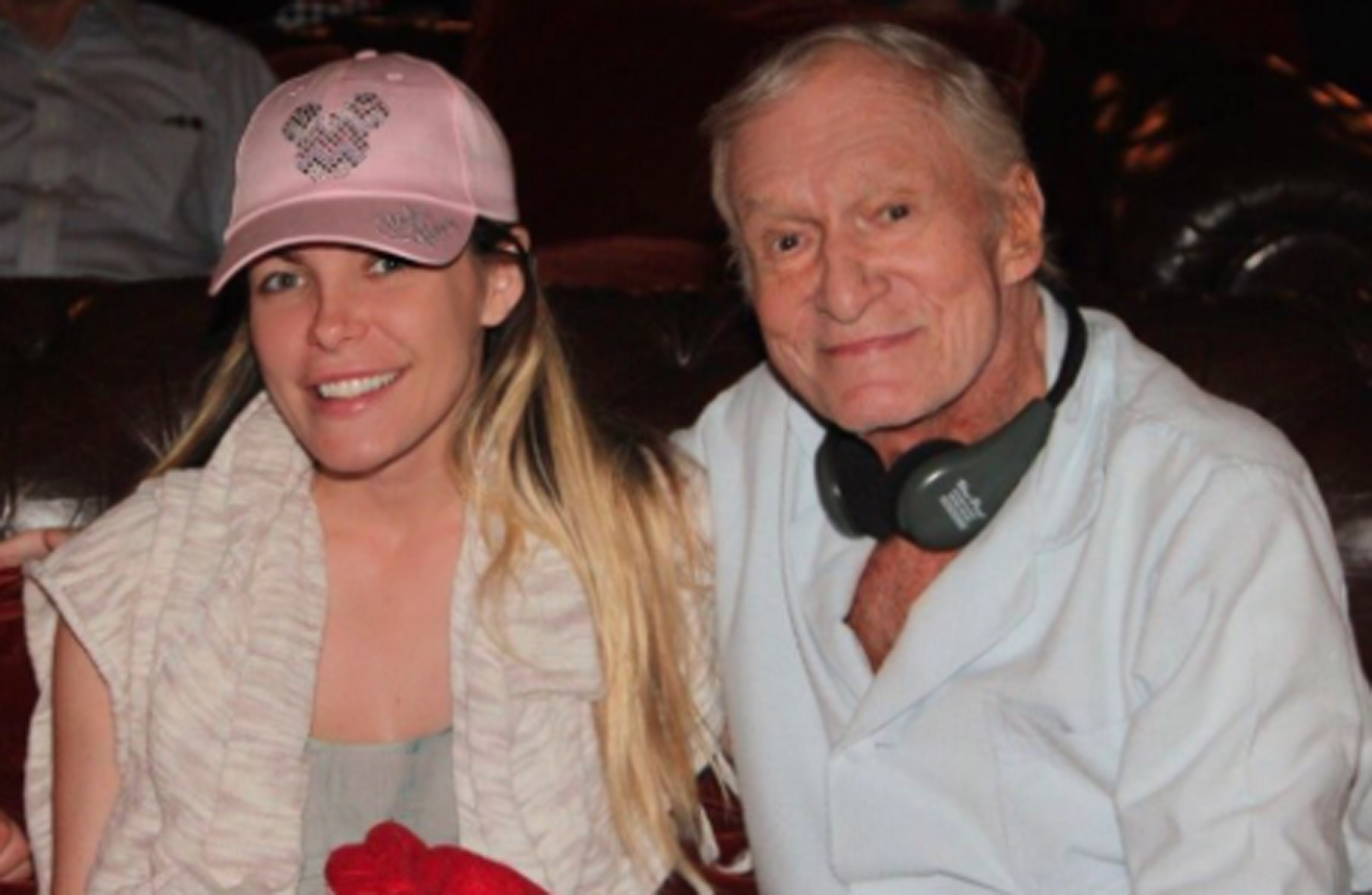 Not dying yet! Hugh Hefner slams reports he is 'super sick'