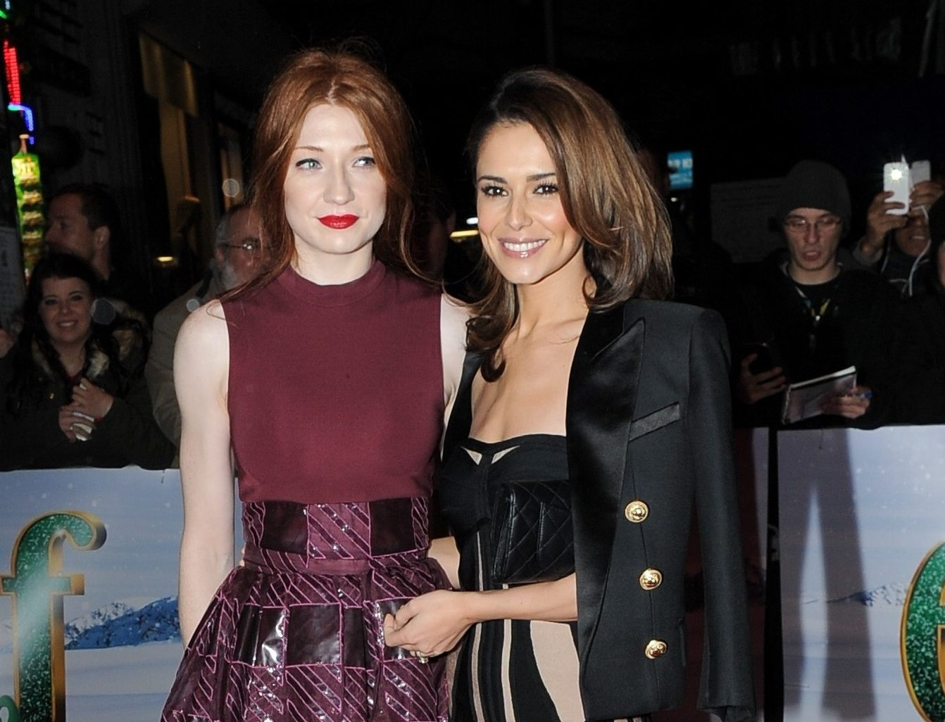 Nicola Roberts hits out at coverage of Cheryl and Liam Payne's split