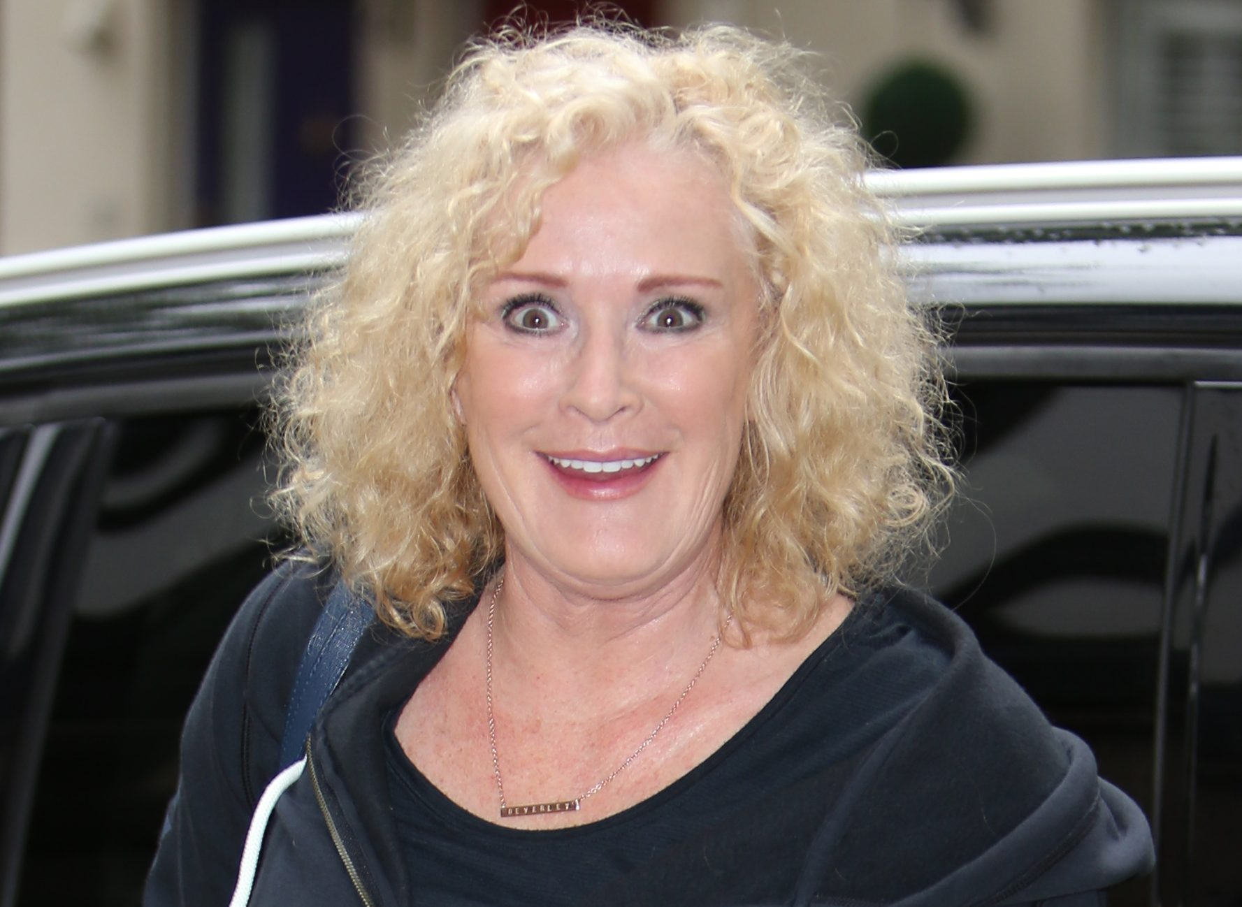 Corrie's Beverley Callard shares adorable pic of cuddles with her newborn grandson