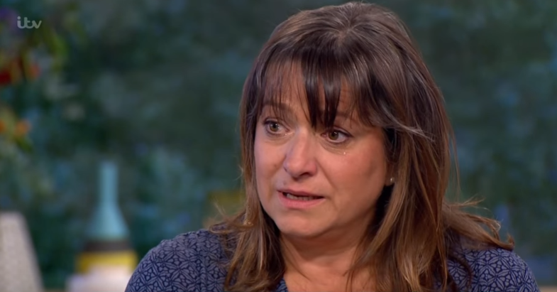 Mum whose son took his own life after being dubbed 'most hated boy in school' breaks down on This Morning