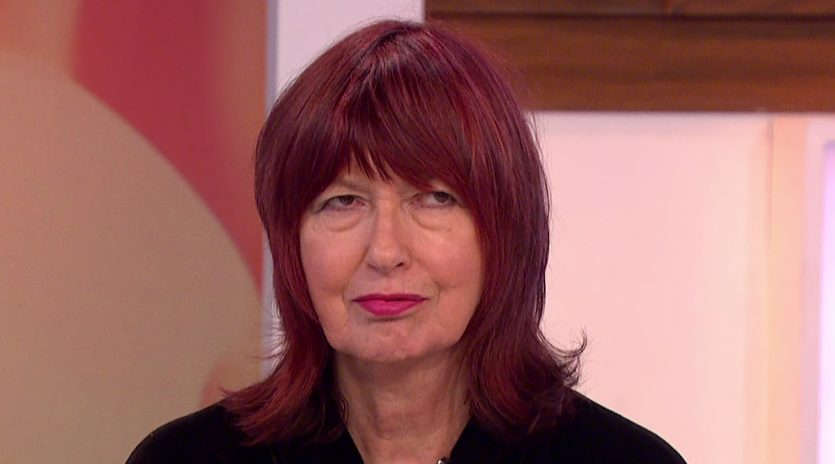 Janet Street Porter gives update on health following knee surgery