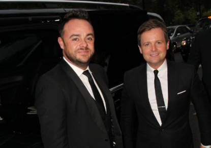 Ant and Dec replaced as hosts of The Brit Awards by mega-star singer