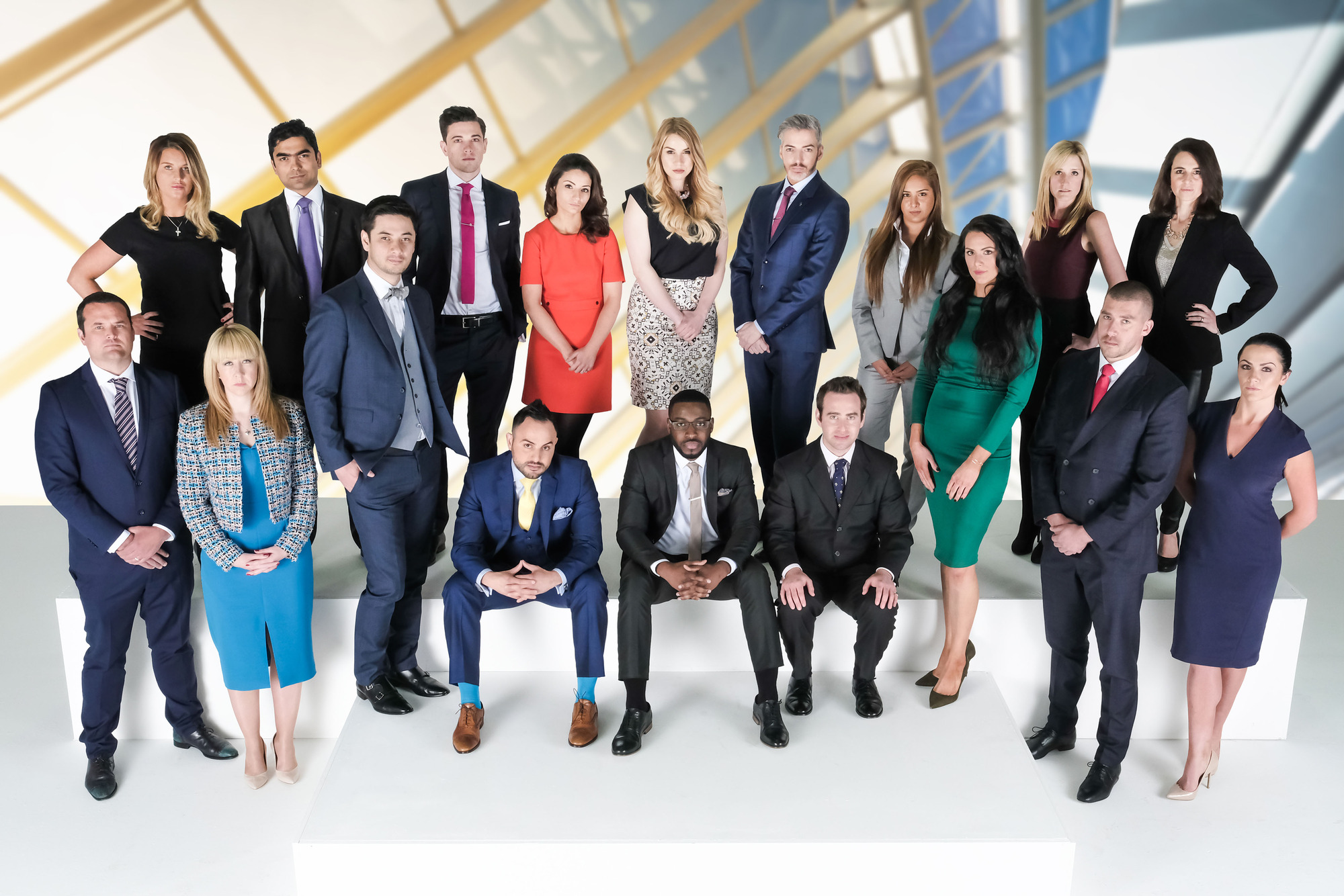 Two Apprentice contestants leave in shock circumstances