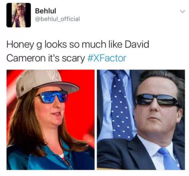 b16f43de4a4 And there s more! Some fans on Twitter reckon David Cameron is filling his  spare time appearing on the show.
