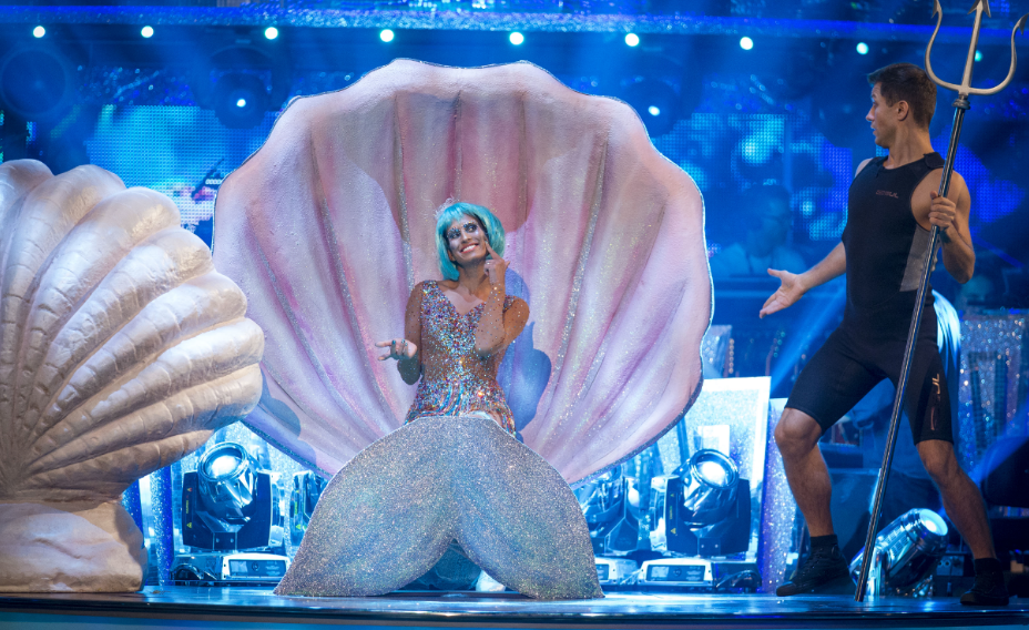 Strictly: Anastacia saved AGAIN as Naga Munchetty is shown the door