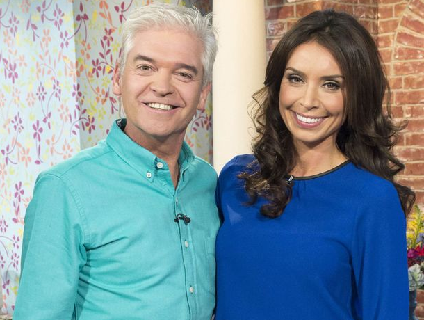 """A load of rubbish!"" This Morning viewers in MELTDOWN over Holly"