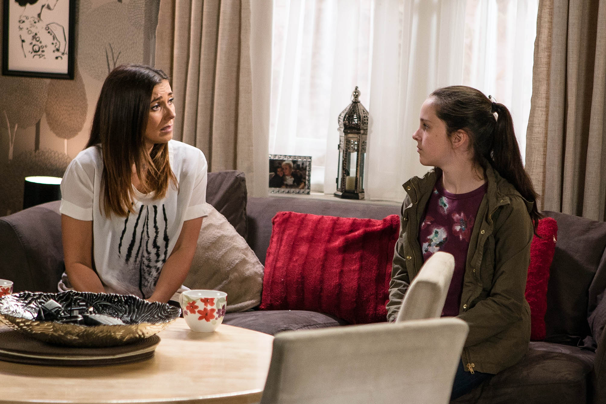 Corrie SPOILER: Will Michelle terminate pregnancy and leave Steve?