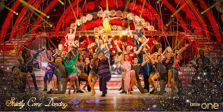 You'll never guess which Strictly stars HATED being together
